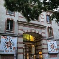 Снимок сделан в Le CENTQUATRE – 104 пользователем Mickael V. 7/26/2011