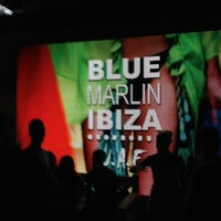 Photo prise au Blue Marlin Ibiza par Shakib le5/19/2012