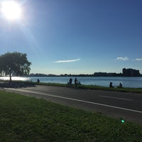 Photo Taken At Belle Isle Beach By Marc A On 9 24 2016