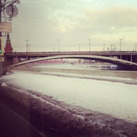 Photo prise au Bolshoy Kamenny Bridge par Ksu M. le2/15/2013