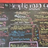 Menu - Memphis Mojo Cafe - 7124 Stage Rd Ste 101