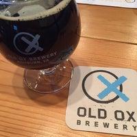 Photo prise au Old Ox Brewery par Kallen C. le10/24/2014