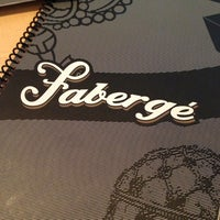 Foto scattata a Fabergé da Tara H. il 11/10/2012