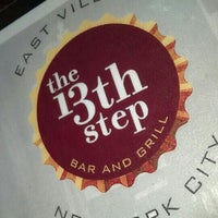 Foto tirada no(a) The 13th Step por Ken P. em 3/31/2013