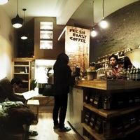 Foto tirada no(a) Café del Volcán por Buddha Liao em 12/2/2012