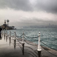 Photo prise au Üsküdar Sahili par Selçuk U. le1/29/2013