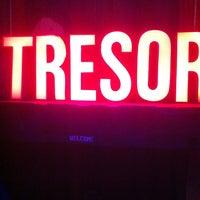 Foto tomada en Tresor por Sim B. el 6/21/2013