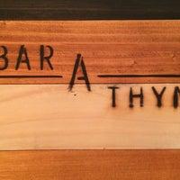 9/22/2015 tarihinde Cheen T.ziyaretçi tarafından Bar-a-thym'de çekilen fotoğraf