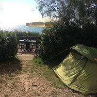 Foto scattata a Camping Villaggio Miramare Livorno da Thibault D. il 7/24/2014