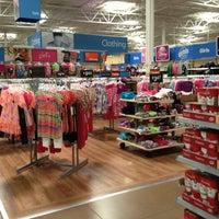 Photo taken at Walmart Supercenter by Nicole M. on 3/17/2013