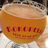 Photo prise au Kokopelli Beer Company par Zach M. le1/25/2014