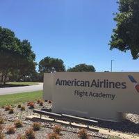 Foto tirada no(a) American Airlines Flight Academy / IOC por Brian C. em 4/23/2017