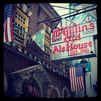 Das Foto wurde bei McGillin's Olde Ale House von Dirk M. am 2/25/2013 aufgenommen