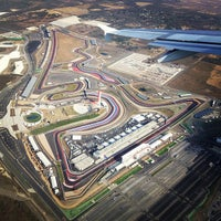 Foto tirada no(a) Circuit of The Americas por Oleg Z. em 11/20/2012