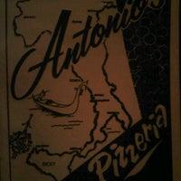 Foto scattata a Antonio's Pizzeria & Italian Restaurant da Abbie S. il 11/5/2012