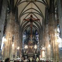 4/7/2013 tarihinde Tony P.ziyaretçi tarafından Aziz Stephan Katedrali'de çekilen fotoğraf