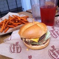 Photo taken at Main Street Burgers by Alex B. on 6/16/2013