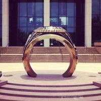 Das Foto wurde bei Haynes Ring Plaza von Wendell K. am 11/8/2013 aufgenommen