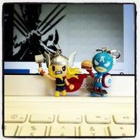 Das Foto wurde bei Pop Culture Paradise Comics von Hong L. am 7/26/2013 aufgenommen