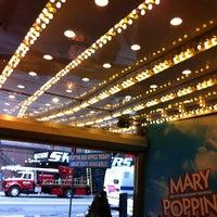 Photo prise au New Amsterdam Theater par Dan W. le3/1/2013