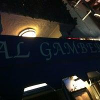 Foto tomada en Pizzeria Al Gambero por Claudia P. el 11/3/2012