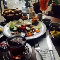 Das Foto wurde bei Glorina Hotel von Erdoğan A. am 2/2/2015 aufgenommen