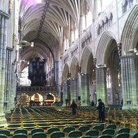 3/29/2013에 Simone L.님이 Exeter Cathedral에서 찍은 사진