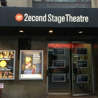 Снимок сделан в 2econd Stage Theatre пользователем Christopher C. 4/9/2013