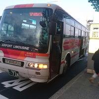 函館空港 バス乗り場