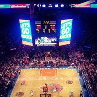 Foto scattata a Madison Square Garden da Nicole M. il 5/2/2013