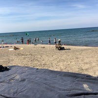 Photo Taken At Presque Isle Beach 10 Budny By Foursquare City Guide On 8