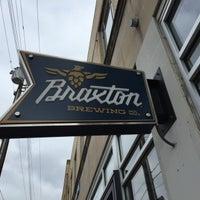 Foto diambil di Braxton Brewing Company oleh Mark A. pada 3/27/2015