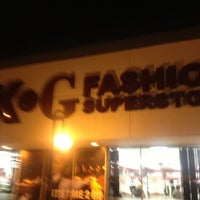 f7b0e3b027c ... Photo taken at K amp amp G Fashion Superstore by Robert S. on 12 ...