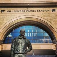 9/9/2013にBob S.がBill Snyder Family Stadiumで撮った写真