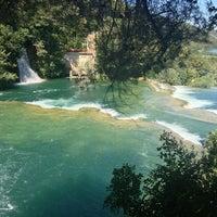 Снимок сделан в Национальный парк Крка пользователем ann e. 7/23/2013