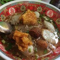 1/12/2014 tarihinde KnoTz P.ziyaretçi tarafından ต้มยำหน้าแดง'de çekilen fotoğraf