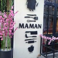 รูปภาพถ่ายที่ Maman โดย Nastya V. เมื่อ 4/6/2013