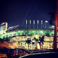 1/7/2013 tarihinde Katie J.ziyaretçi tarafından Hard Rock Stadium'de çekilen fotoğraf