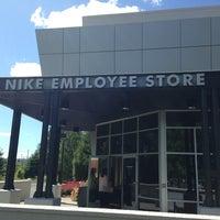 info for 43c0e 7b749 ... Photo taken at Nike Employee Store by Nobu K. on 6 9 2013 ...