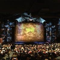 Foto tomada en Teatro Gershwin por Chris R. el 1/20/2013