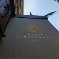 Foto scattata a Maison Landemaine da Farouk T. il 11/1/2016