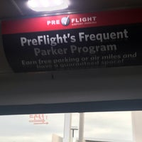 Photo Taken At Preflight Airport Parking By James S On 6 16 2019