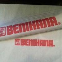 รูปภาพถ่ายที่ Benihana โดย Kimberly B. เมื่อ 5/16/2013