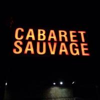 Photo prise au Cabaret Sauvage par Gilles D. le12/12/2012