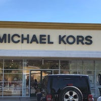 Photo Taken At Michael Kors Outlet By Robert R On 3 11 2018