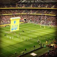 Das Foto wurde bei Twickenham Stadium von Brian M. am 5/25/2013 aufgenommen