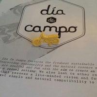 Photo prise au Día de Campo par J K. le4/3/2014