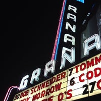 Das Foto wurde bei Granada Theater von Brandy Michele A. am 3/31/2013 aufgenommen
