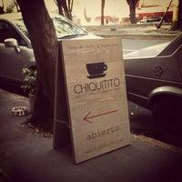 Foto tomada en Chiquitito por David O. el 10/16/2012