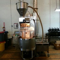 5/3/2013にPatrik N.がBrooklyn Roasting Companyで撮った写真
